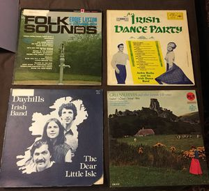 Irish St Patty day album record LP vinyl for Sale in Gaithersburg, MD