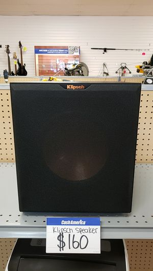 Subwoofer for Sale in Houston, TX