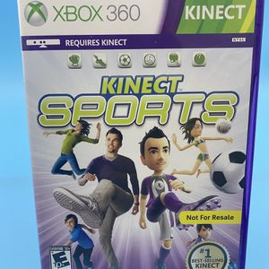 XBOX 360 Kinect Sports Video Game for Sale in Watsonville, CA