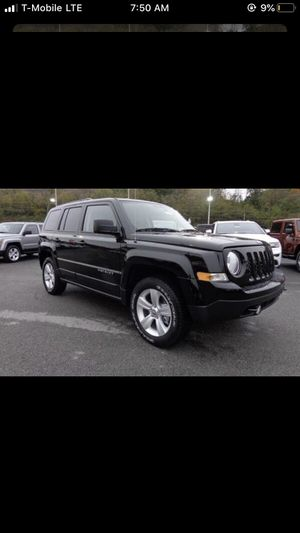Jeep Patriot SUV 2016 for Sale in San Diego, CA