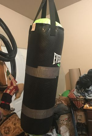 Punching bag for Sale in Herriman, UT