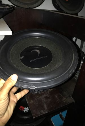 Diamond Audio Hex Pro 12 (D9) for Sale in Gilbert, AZ