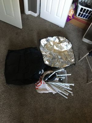 Growing tent , NEED GONE ASAP for Sale in Visalia, CA