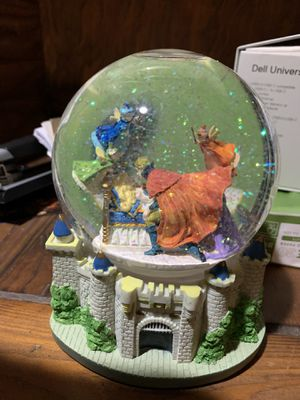 Sleeping Beauty Disney Snowglobe for Sale in Sykesville, MD