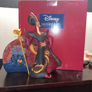 Disney Traditions Villainous Viper Figurine for Sale in Kissimmee, FL