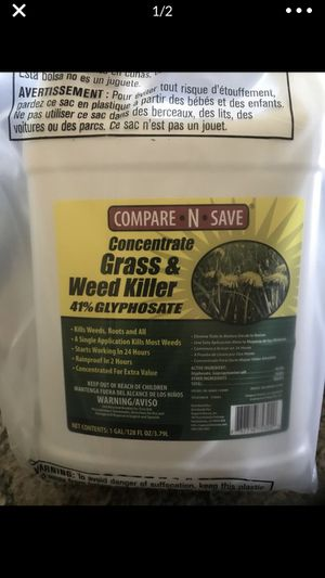 Brand New Weed Killer for Sale in Poway, CA