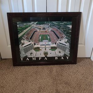 Tampa Bay Stadium Portrait for Sale in New Port Richey, FL