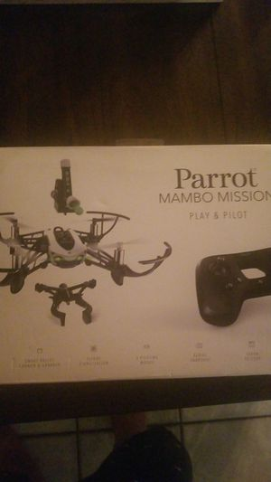 Parrot Mambo Mission play & pilot for Sale in Phoenix, AZ