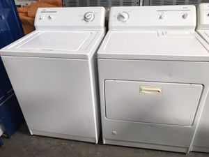 Washer and dryer Kenmore for Sale in Lynwood, CA