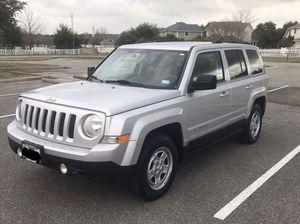 2012 Jeep Patriot for Sale in Niederwald, TX