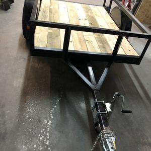 5x8 Utility trailer for Sale in Crowley, TX