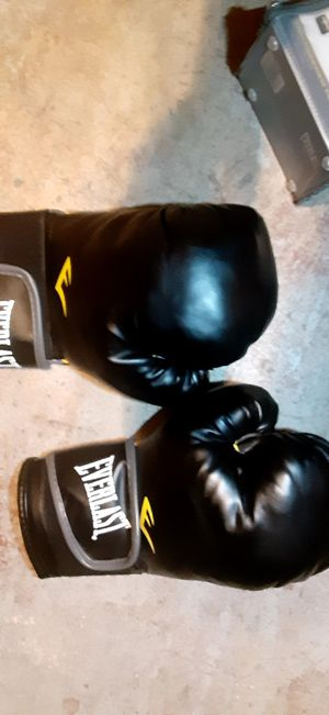 Boxing gloves and speedbag brand new for Sale in Indianapolis, IN