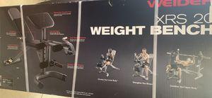 Weider Weight Bench XRS 20 for Sale in Murrieta, CA