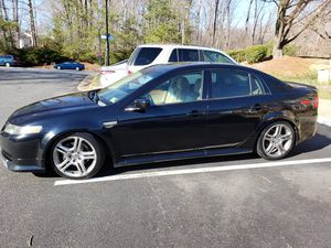 Acura TL 2005 - Great condition, Nav, Tint, Leather, Camera for Sale in Springfield, VA