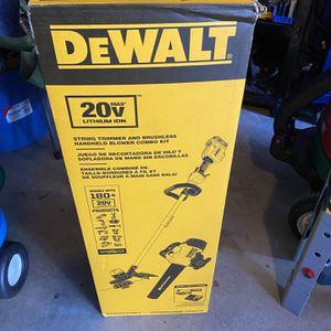 Dewalt 20v Blower for Sale in Maple Valley, WA