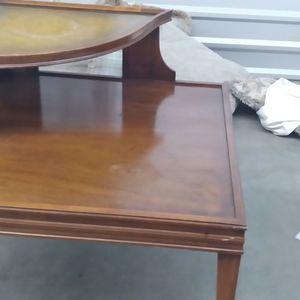 Antique Wooden 2 End Tables , 1 Corner Table for Sale in Tacoma, WA