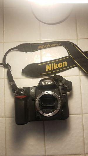 Nikon camera model #D80 for Sale in Norco, CA