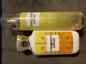 Bath & Body Works Sun Washed Citrus Set for Sale in Norwalk, CA