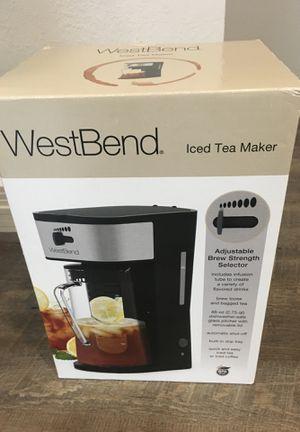 West bend iced tea maker for Sale in Estacada, OR