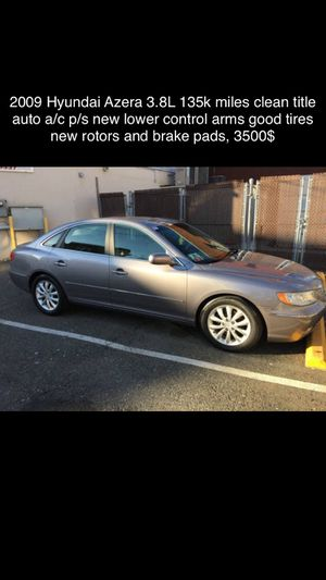 Hyundai Azera 3.8 limited edition 3500$ for Sale in Margate, FL