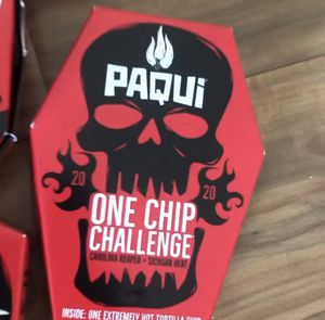 Paqui one chip challenge for Sale in Sacramento, CA
