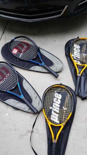 Racket ball rackets for Sale in New York, NY