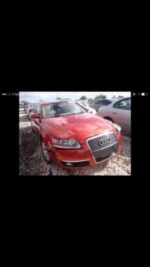 2005 Audi A6 for parts !!!! for Sale in New Port Richey, FL