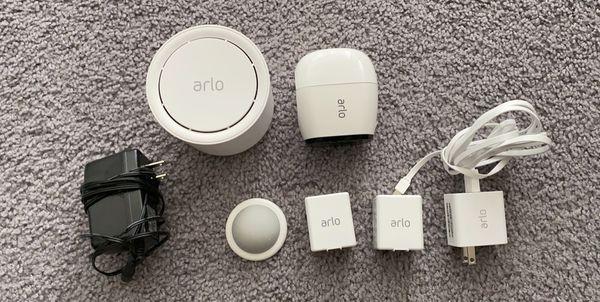 Camera security Arlo pro
