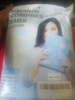 Vacuum compression bags for Sale in Hawthorne,  CA