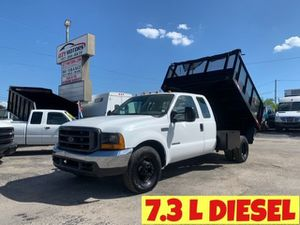 2000 Ford Super Duty F-350 DRW for Sale in St.Petersburg, FL