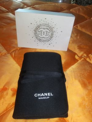 Chanel makeup and brush set new for Sale in San Francisco, CA