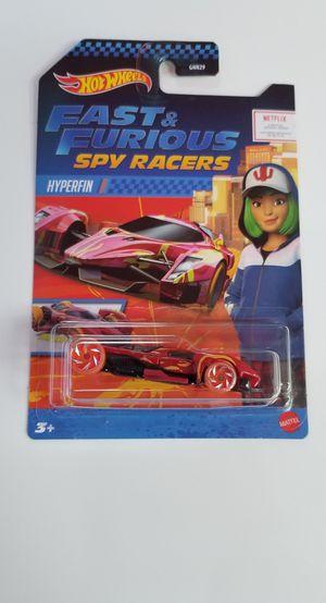Hot Wheels Hyperfin Fast & Furious ($5) for Sale in Anaheim, CA