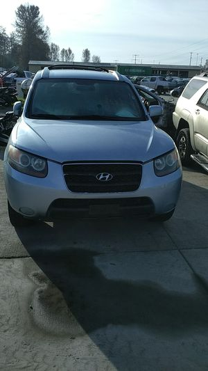 Parting out 2007 Hyundai Santafe awd for Sale in Kent, WA