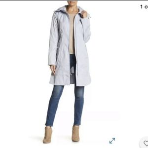 Raincoat with a long tier Cole Haan for Sale in Aurora, IL