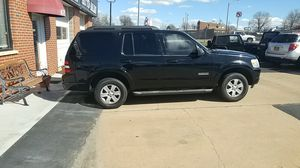 2008 Ford Explorer 4x4 3rd Seat Rear Air no accidents for Sale in St. Louis, MO
