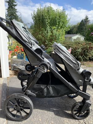 City Select Lux by Baby Jogger • Double stroller for Sale in Kirkland, WA