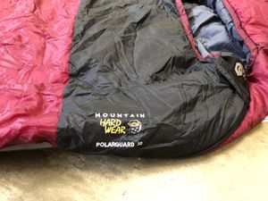 Mountain Hardwear X County Backpacking/camping sleeping bag for Sale in Virginia Beach, VA