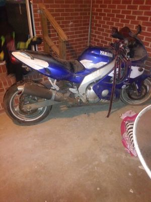 98 yamaha yzf 600r for Sale in US