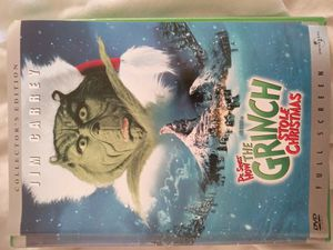Dr. Seuss How The Grinch Stole Christmas DVD Movie for Sale in Pinellas Park, FL