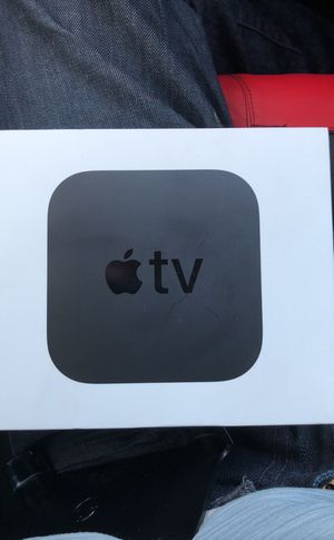 Apple TV 4K latest generation for Sale in Phoenix, AZ
