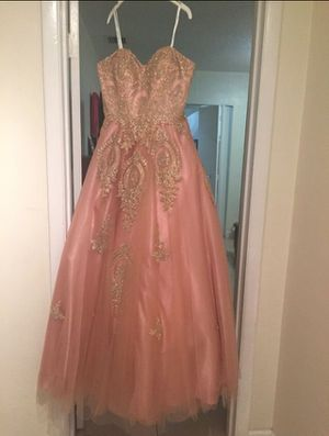 Vestido para quinceañera marca camilla nuevo for Sale in Miami, FL