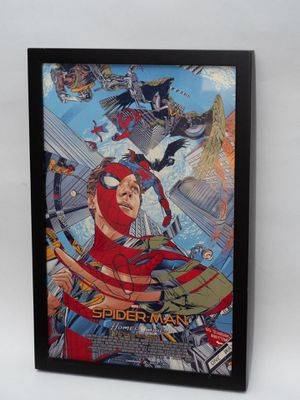 """SPIDER-MAN Homecoming 11x17"""" Promo Movie Poster for Sale in Los Angeles, CA"""
