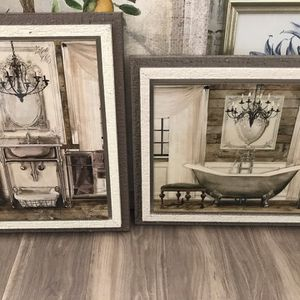 Two Pictures d for Sale in West Columbia, SC
