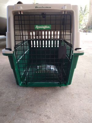 "Remington kennel 26""x 17""x 18"" for Sale in Houston, TX"