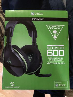 Xbox one stealth 600 headset for Sale in Carpentersville, IL