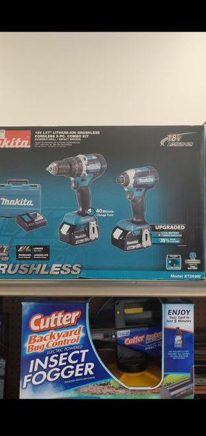 Makita combo drill set for Sale in Miami, FL
