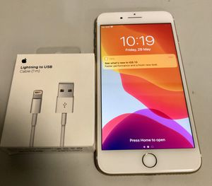 Apple iPhone 7 Plus 32GB Factory Unlocked 4G LTE iOS WiFi Smartphone for Sale in Silver Spring, MD