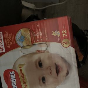 Huggies Diapers for Sale in Fort Lauderdale, FL