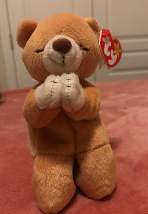 Rare Hope Beanie Baby for Sale in Land O' Lakes, FL