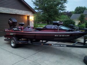 1994 Ranger 3GL Bass Boat for Sale in OH, US